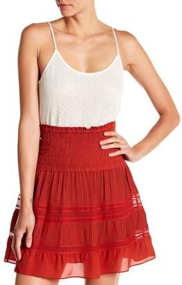 A.L.C. Paola Crochet Tank