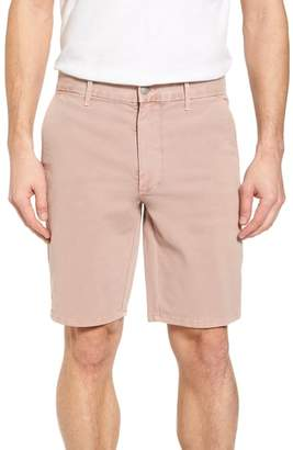 Joe's Jeans Brixton Trim Fit Straight Leg Shorts