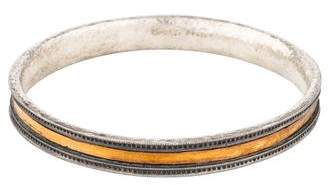Gurhan 24K Lancelot Bangle Bracelet