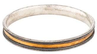 Gurhan 24K Lancelot Bangle Bracelet