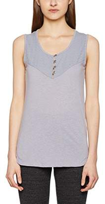 Fat Face Women's Mixed Woven Pyjama Top