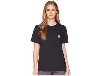 Carhartt WK87 Workwear Pocket Short Sleeve T-Shirt