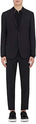 Lanvin Men's Attitude Wool Two-Button Suit