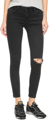 DL1961 Margaux Ankle Skinny Jeans $178 thestylecure.com
