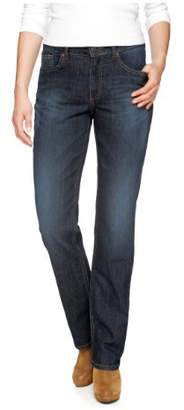 H.I.S Women's Skinny / Slim Fit Jeans - - (Brand size : 46/33)