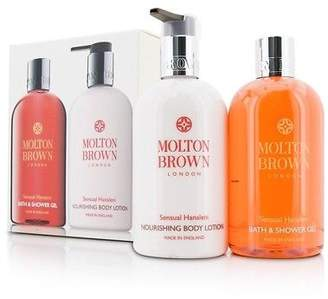 Molton Brown NEW Sensual Hanaleni Bath & Body Set: Bath & Shower Gel 300ml/10oz