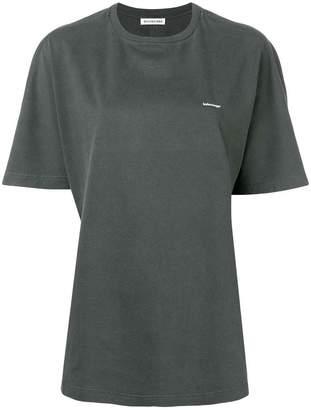 Balenciaga short sleeve cocoon top