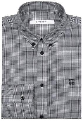 Givenchy Prince of Wales Check Shirt