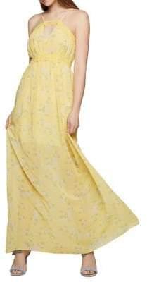 BCBGeneration Leafy Bloom Maxi Dress