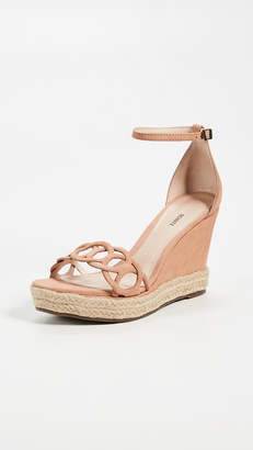 Schutz Keira Wedge Sandals