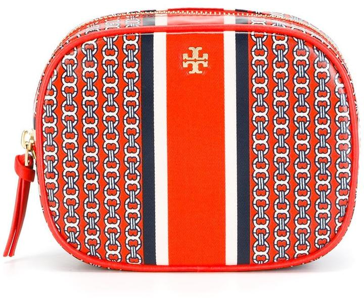Tory Burch Tory Burch Gemini link cosmetic case