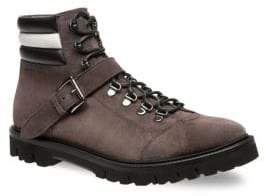 Bally Champions Leather Boots