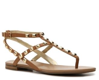 BCBGeneration Glorina Flat Sandal $98 thestylecure.com