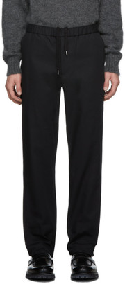 Schnaydermans Navy Cotton Twill Trousers