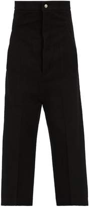 Rick Owens Dirty Jean cropped trousers