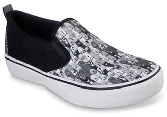 Skechers BOBS Marley Jr Wag Swag Slip-On Sneaker