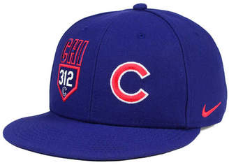 Nike Chicago Cubs Verbiage True Cap