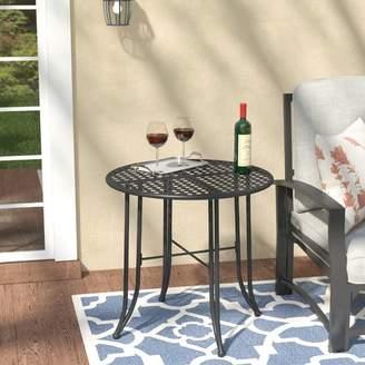Alcott Hill Dalmatia Bistro Table