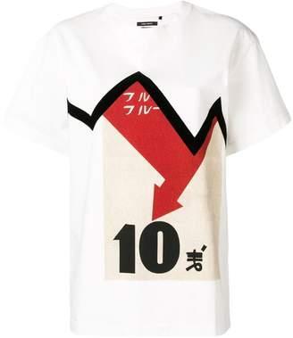 Isabel Marant printed 10 T-shirt