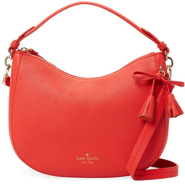 Kate Spade New York Women's Hayes Street Aiden Small Leather Crossbody