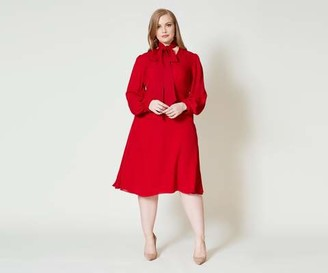 Sachin + Babi Dorothy Dress - Crimson Red