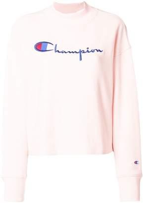 Champion (チャンピオン) - Champion プリントスウェットシャツ