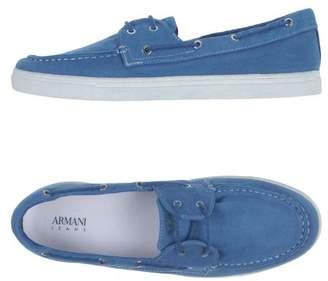 5a33d964b Armani Jeans Leather Shoes For Men - ShopStyle UK