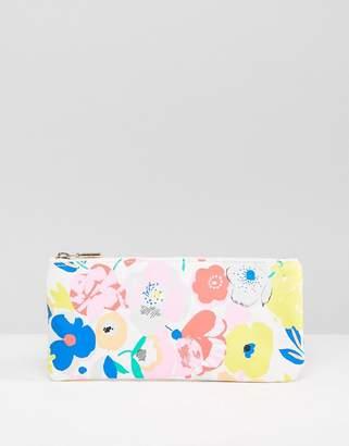 ban.do BAN DO Floral Pencil Case