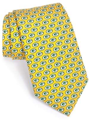 Vineyard Vines Green Bay Packers - NFL Woven Silk Tie