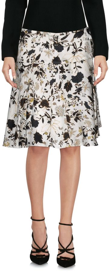 A.L.C.A.L.C. Knee length skirts