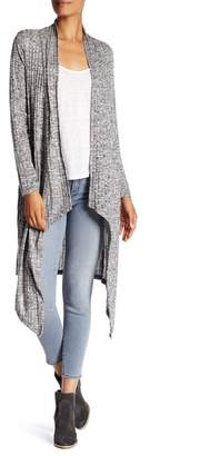 Edista Ribbed Duster Cardigan $42 thestylecure.com