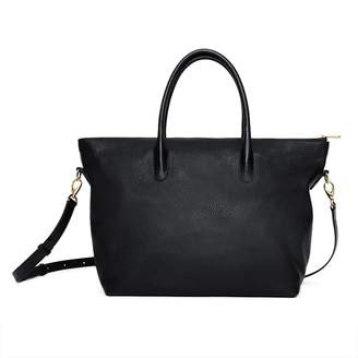 Cuyana Top-Zip Satchel
