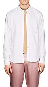 Acne Studios Men's Ohio Face Cotton Shirt - White