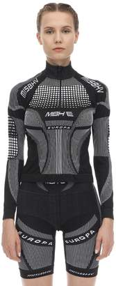 Misbhv ACTIVE TECHNO JERSEY SPORT TOP