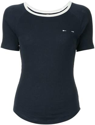 The Upside side stripe T-shirt