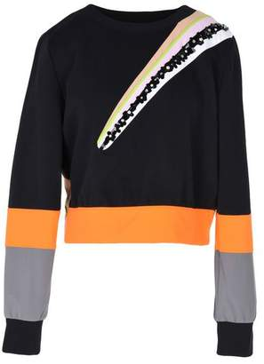 NO KA 'OI WILI TOP WITH EMBROIDERY Sweatshirt