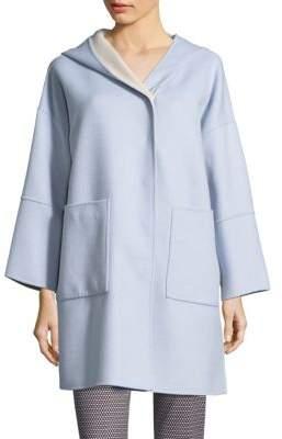 Max Mara Reversible Coat