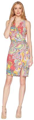 Lauren Ralph Lauren Petra Paisley - Harkins Dress Women's Dress
