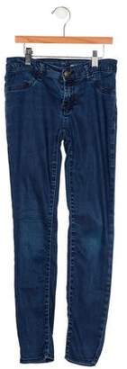 Polo Ralph Lauren Girls' Two Pocket Jeans