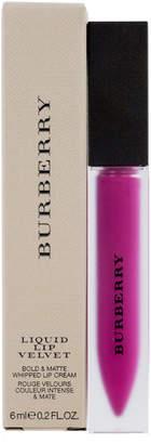 Burberry 0.2Oz #45 Brilliant Violet Liquid Lip Velvet