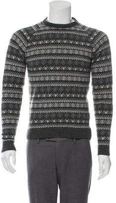 Norse Projects Wool Fair Isle Sweater