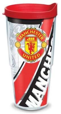 Tervis® English Premier League Manchester United F.C. 24 oz. Wrap Tumbler with Lid