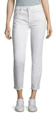7 For All Mankind Roxanne Stretch Ankle Jeans