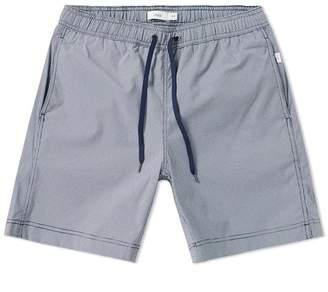 "Onia Charles 7"" Micro Gingham Swim Shorts"