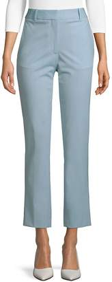 Victoria Beckham Women's Slim-Leg Cropped Trousers