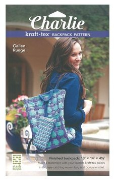 Stash Books An Imprint of C & T Publishing Stash By C&T Charlie Kraft-Tex Backpack Ptrn
