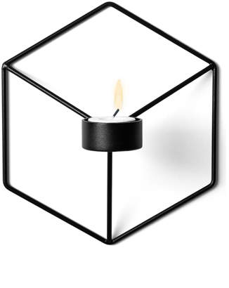 Menu POV Candle Holder Wall - Black