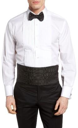 Men's David Donahue Silk Cummerbund & Bow Tie $175 thestylecure.com