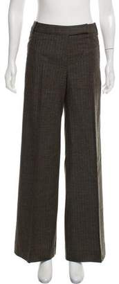 Paul Smith High-Rise Wool Pants