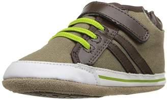 Robeez Boys' High Top Sneaker-Mini Shoez Crib Shoe